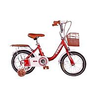 Xe đạp cho bé gái bánh 12,14, 16, 18,20 inch cho bé mẫu mới nhất thumbnail