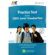 Practice Test for the Toefl Junior Standard Test thumbnail