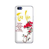 Ốp lưng dẻo cho điện thoại Oppo A83 - 01104 7933 TAILOC02 - in chữ thư pháp Tài Lộc - Hàng Chính Hãng thumbnail
