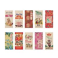 Bao Lì Xì Tết Vui Nhộn Độc Đáo - Hăng Hái Như Heo Con - (10 cái 1 xấp) Giao mẫu ngẫu nhiên thumbnail