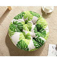 Đệm ngồi bệt tròn 40cm kiểu Nhật xinh xắn thumbnail