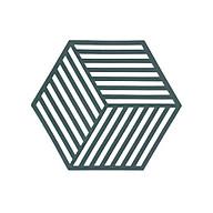 Lót nồi silicon hình lục giác 14x16cm Zone Denmark thumbnail