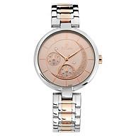 Đồng hồ đeo tay nữ hiệu Titan 95086KM01 thumbnail