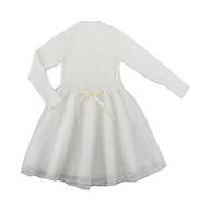 Váy Voan Bé Gái Ardilla - Trắng thumbnail