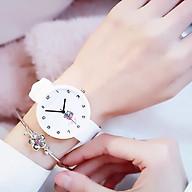 Đồng hồ nữ trái dâu Nhật Bản 4 màu thời trang thumbnail