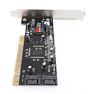 Card chuyển đổi PCI sang HDD Sata 150 Dtech - Hàng chính hãng thumbnail