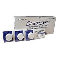 Combo 6 que thử thai QuickSeven thumbnail