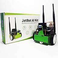 Robot AI JetBot dành cho NVIDIA Jetson Nano Developer Kit - Hàng Chính Hãng thumbnail