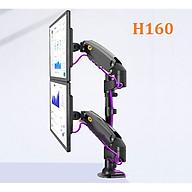 Giá treo 2 màn hình máy tính NB-H160(Hàng Nhập Khẩu) thumbnail