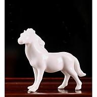Tượng Ngựa Trắng Bạch Mã thumbnail