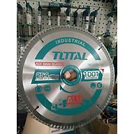 Lưỡi cưa nhôm TCT 2T5x100R Total TAC2337210 thumbnail