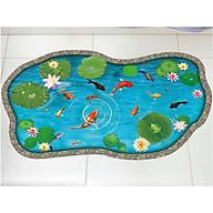 Decal dán tường hồ cá thành đá xh9288 thumbnail