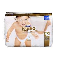 Tã dán Drypers Touch XL 30 miếng (12 - 17kg) thumbnail