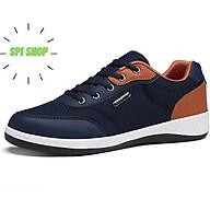 Giày nam extra Giày Thể Thao Nam Cao Cấp Form Nhỏ S12 (nên Tăng 1 Size) có 2 màu thumbnail