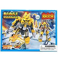 Mô Hình COGO Các Loại Robot 3017 - Mẫu 6 thumbnail
