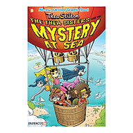 Thea Stilton Graphic Book 6 The Thea Sisters And The Mystery At Sea thumbnail