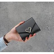 Ví nữ mini trái tim thumbnail