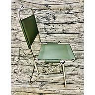 ghế dù xếp inox và bàn trà chanh cao cấp, ghế dù câu cá, ghế dù lưng thấp, ghế xếp du lịch, ghế dù đi câu, ghế cafe, bàn tròn xếp gọn- Giga house thumbnail