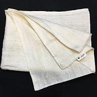 Khăn mặt tơ tằm thiên nhiên Việt Nam, kt 30x40cm, rất mềm mại với làn da em bé, làn da nhạy cảm, khăn mặt 100% tơ tằm, hàng thủ công Việt Nam, thumbnail