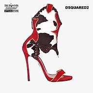 DSQUARED2 - Giày cao gót hở mũi cổ cao HSW0087-A029 thumbnail
