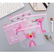 Túi đựng tài liệu nhìn xuyên hình con báo dễ thương Cặp sách nhìn xuyên hình con báo cute thumbnail
