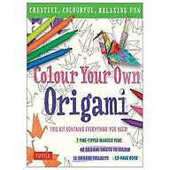 Color your own origami kit thumbnail