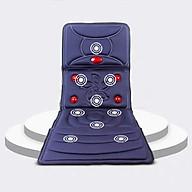 Đệm Massage Gấp Gọn, Có Điều Khiển - Hàng Nhập Khẩu thumbnail