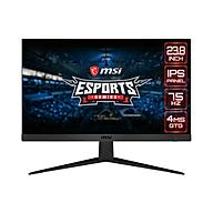 Màn Hình Gaming MSI Optix G241V E2 - 1Ms (23.8 FHD 75Hz 1ms IPS FreeSync) - Hàng chính hãng thumbnail