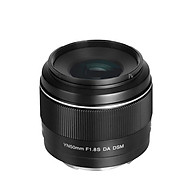 YONGNUO YNLENS YN50mm F1.8S DA DSM Camera Prime Lens Auto Manual Focus USB Upgraded E Mount Compatible with Sony APS-C thumbnail
