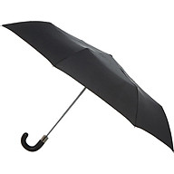 Dù Đi Mưa Nightingale Dune London Umbrella - Black-Fabric thumbnail