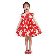 Đầm cotton hàn cao cấp BabyCute cho bé thumbnail