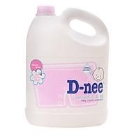 Dung Dịch Giặt Quần Áo Cho Bé D-Nee - Chai 3000ml (Hồng) thumbnail