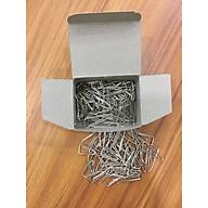 Combo 10 hộp nhỏ Kẹp giấy tam giác C62 thumbnail