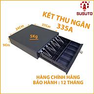 Két đựng tiền SC-335A - Hàng Chính hãng (4 ngăn kẹp, 5 ngăn nhỏ không kẹp) thumbnail