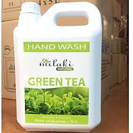 Sữa rửa tay Milaki Natural Green Tea hương trà xanh 5L thumbnail