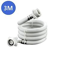 Có hàng sẵn 2 3 5M Dây cấp nước máy giặt Ống cấp nước máy giặt cao cấp đầu inox mới 100% thumbnail