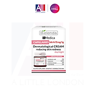 Kem dưỡng phục hồi Bielenda Dr Medica Capillaries Dermatological Face Cream Reducing Skin Redness thumbnail