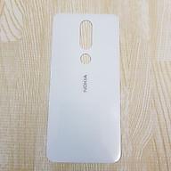 Nắp lưng dành cho Nokia X6 6.1 Plus thumbnail