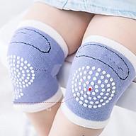 Miếng lót bọc đầu gối an toàn cho bé từ 4 tháng tuổi tập bò tránh trầy xước, giúp trẻ em vận động thoải mái thumbnail