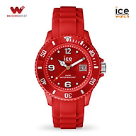 Đồng hồ Unisex Ice-Watch dây silicone 40mm - 000139 thumbnail