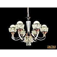 Đèn chùm trang trí pha lê cao cấp DCBG0005A thumbnail