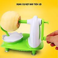 Dụng Cụ Gọt Bào Vỏ Trái Cây Tự Động Tiện Lợi Có Tay Quay Chất Liệu Nhựa PP Cao Cấp thumbnail