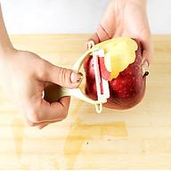 Dao bào và gọt vỏ hoa quả rau củ đa năng nhựa cao cấp thumbnail