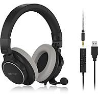 Tai nghe Behringer BH470U - Tai nghe jack USB Kiểm Âm Behringer- Hàng Chính Hãng thumbnail