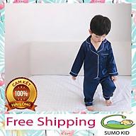 Bộ Đồ Thu Đông Cho Bé Bộ Pijama Cho Bé Nam Hay Bé Gái Đều Xinh Nhé Các Mẹ - Sumo Kid thumbnail