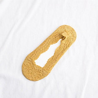 Vớ Tất Ẩn Búp Bê Ren Tất Vớ cổ Ẩn Trơn Mang giày thể thao Phong cách Ulzzang Vớ ẩn Nữ Cotton FreeShip thumbnail