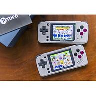 Máy chơi game Pocket Go Hàng Chính Hãng - Giả lập 12 hệ Retro, màn hình 2.4 inch IPS thumbnail
