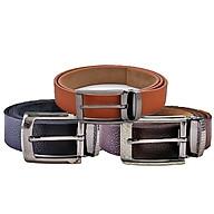 Thắt lưng nam lót nhung nhiều màu HP4119-20-21 thumbnail