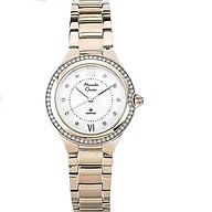 Đồng hồ đeo tay nữ hiệu Alexandre Chrities 2665LHBGPMS thumbnail