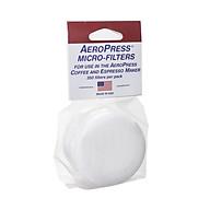 GIẤY LỌC CÀ PHÊ CHO AEROPRESS ONE PAPER FILTER PACKS (350 TỜ) thumbnail